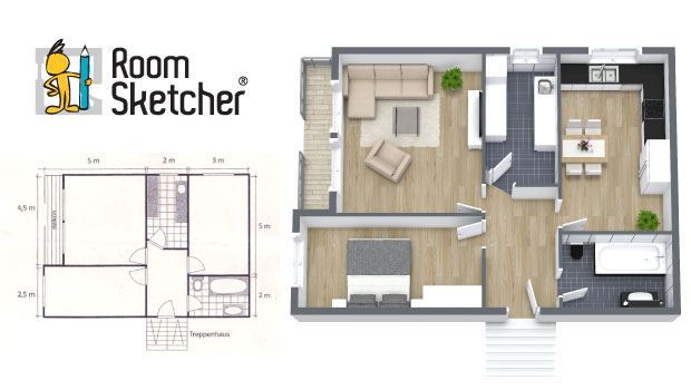 roomsketcher - Home Planning Tool